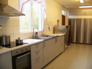 Utrustning i köket
